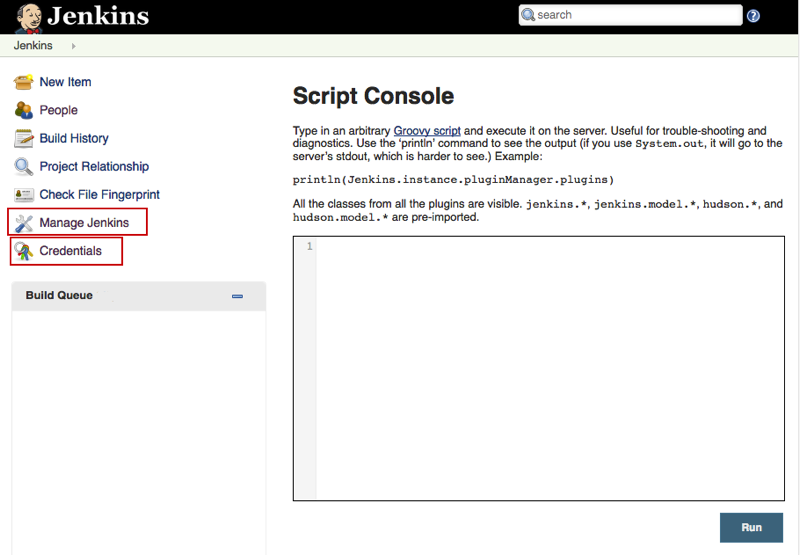 Compromising Jenkins and extracting credentials – n00py Blog
