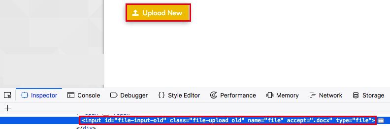 Microsoft Word upload to Stored XSS – n00py Blog